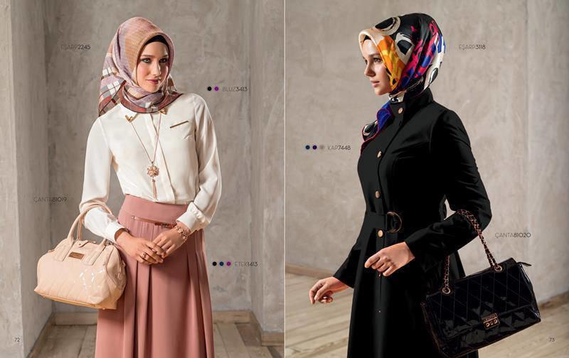 ملابس #محجبات #حجاب : موديلات #فساتين طويلة روعة #بنات - صورة 4