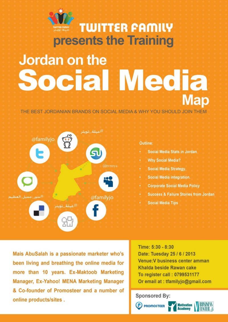 Jordan on the social media map @familyjo