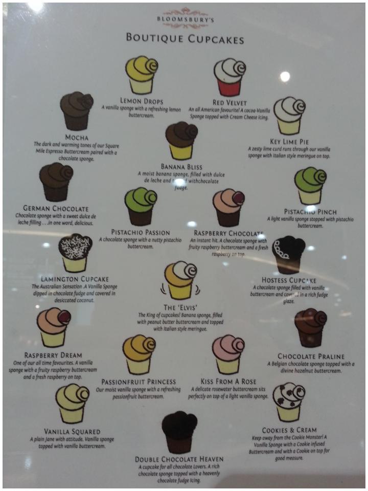 Botique Cupcakes