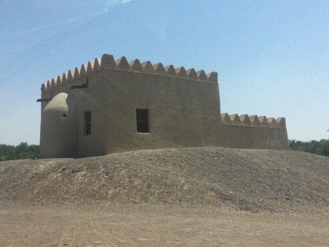 مبنى تراثي في العين #أبوظبي
