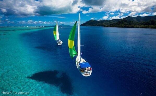 The Pearl Regatta, Tahiti