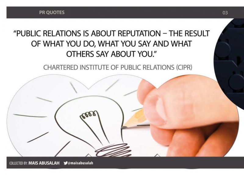 Inspiring PR & Communications Quotes 1