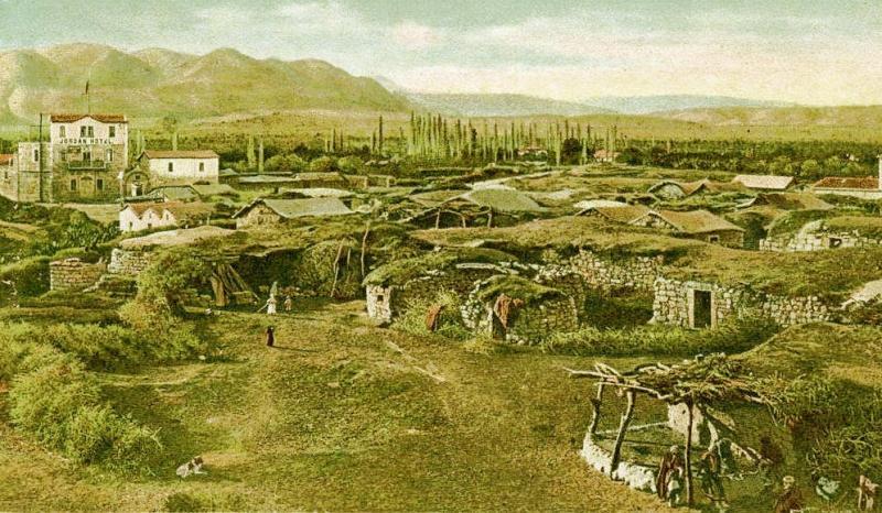 Jericho, 1890s C