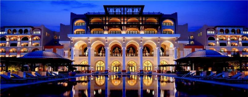 فندق شانغريلا قرية البري #أبوظبي