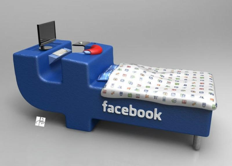 For addicted people on #Facebook