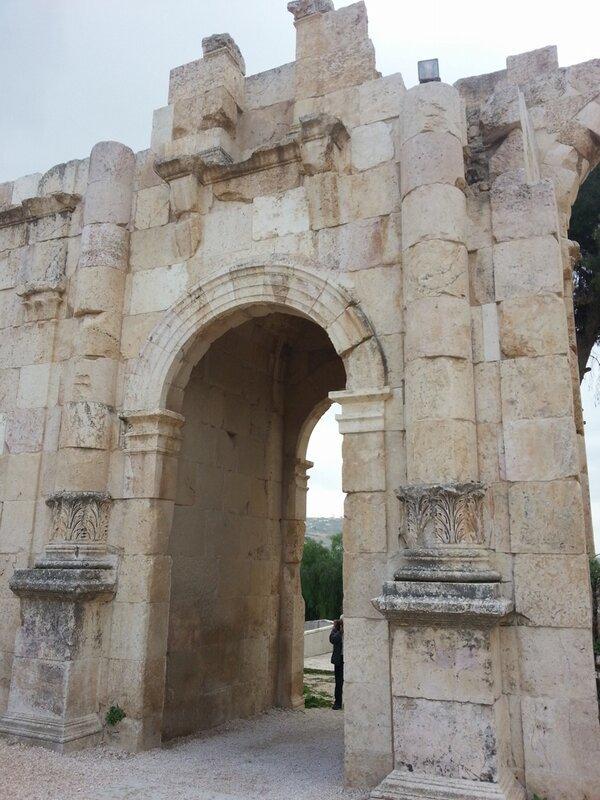 صور منوعة لمدينة #جرش في #الأردن - صورة 58