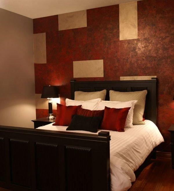 احدث تصاميم غرف النوم للزوجين صورة 107