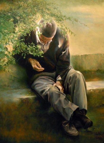 Iranian painter iman maleki #Reality_Painter - 9