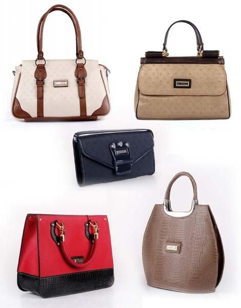 حقائب اليد شتاء 2014 بألوان و أشكال مختلفة