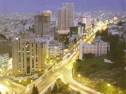 #عمان #الأردن ليلا
