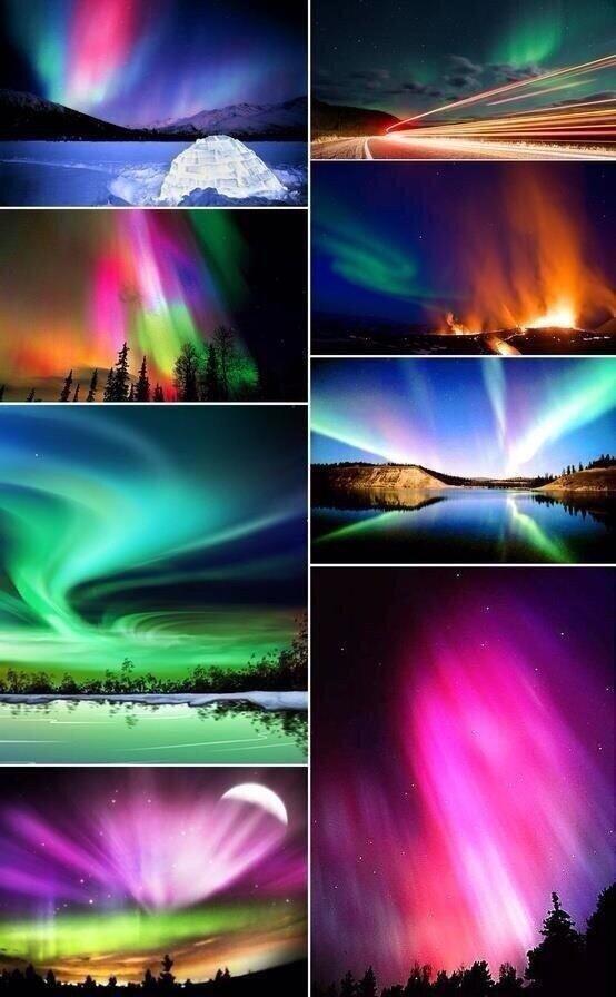 wonderful Northern Lights