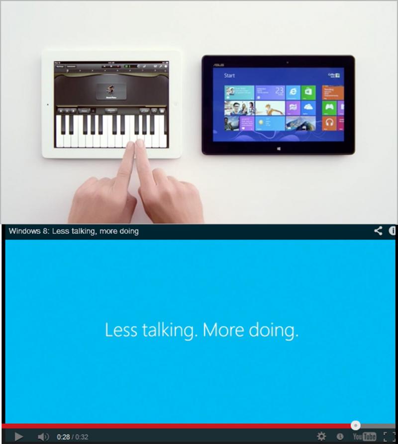 Microsoft Humiliates Siri in Biting Parody of Apple