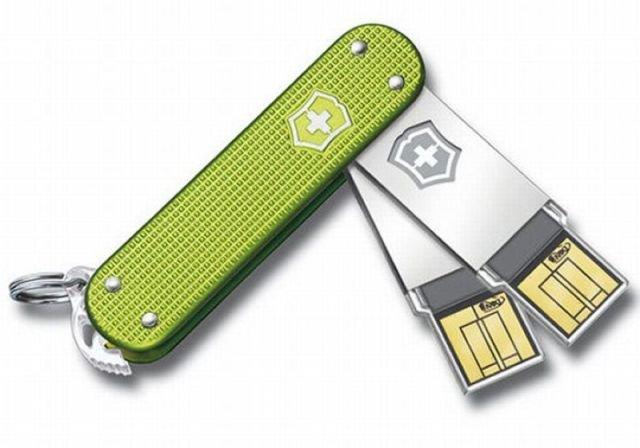 Swiss USB