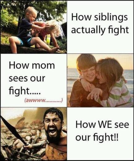 kids fights