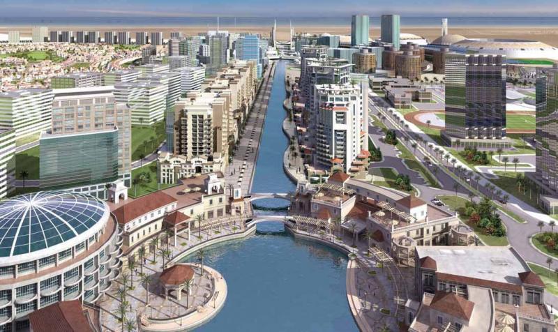 مدينة #دبي الرياضية