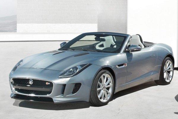 Jaguar F-Type 2013 Model