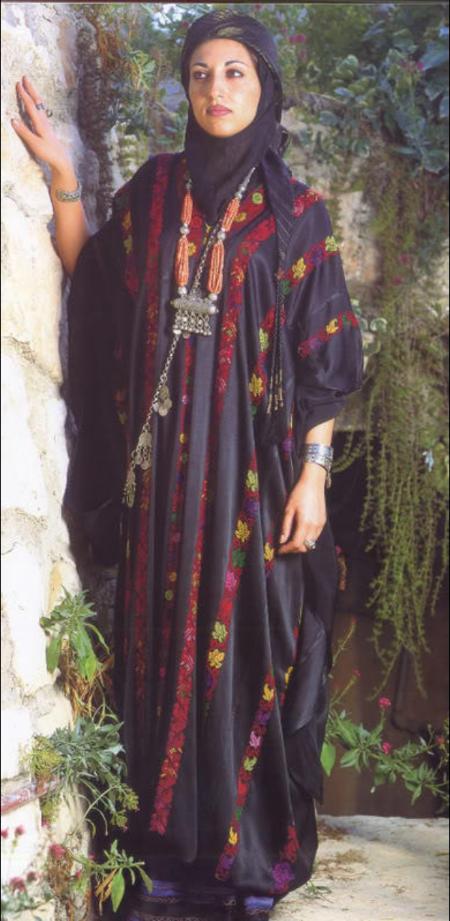 الزي التراثي ﻷهل #إربد #الأردن