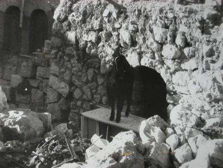 صورة البيوت ال#قديمة في #الفحيص #الأردن #تاريخى
