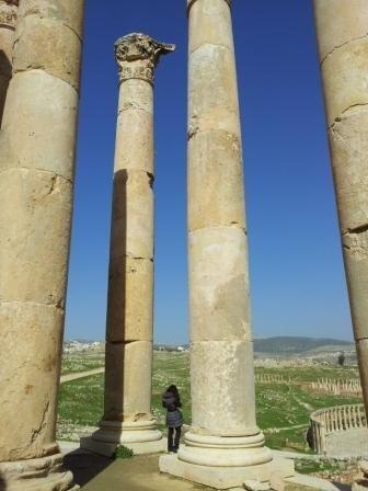 صور منوعة لمدينة #جرش في #الأردن - صورة 19