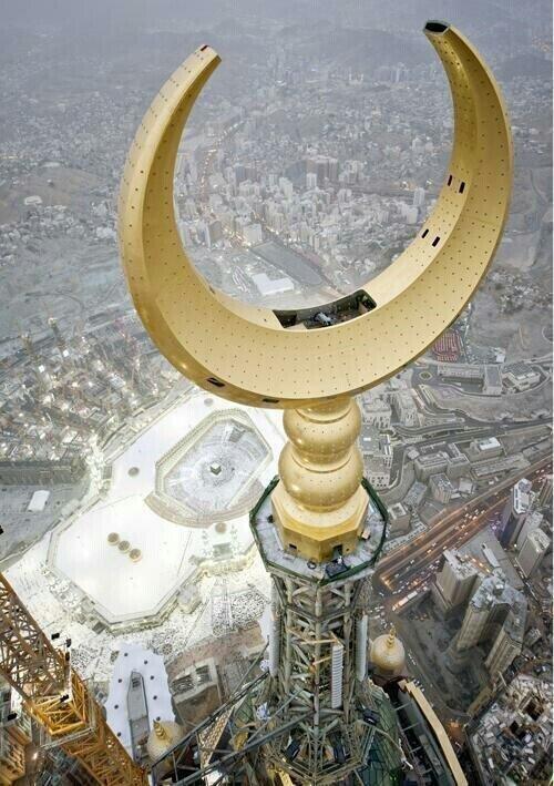 صورة رائعة للكعبة المشرفة #مكة #السعودية