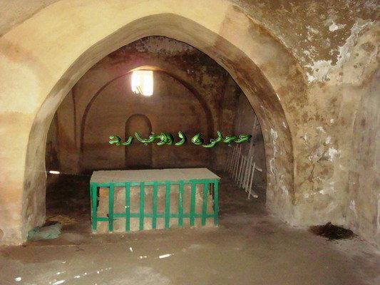 مقام الشيخ محمد البعاج في وسط #عجلون #الأردن