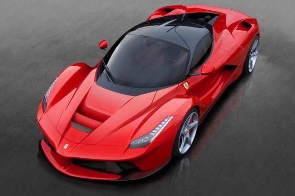 Ferrari LaFerrari 2013 Model