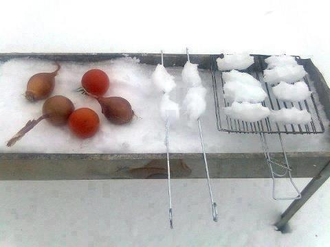 هش ونش بالثلج #نهفات #الأردن