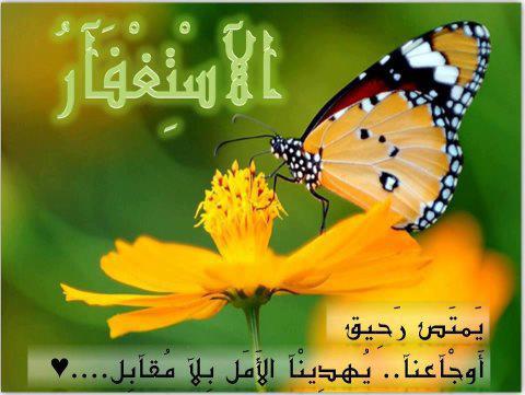 الاستغفار #دعاء