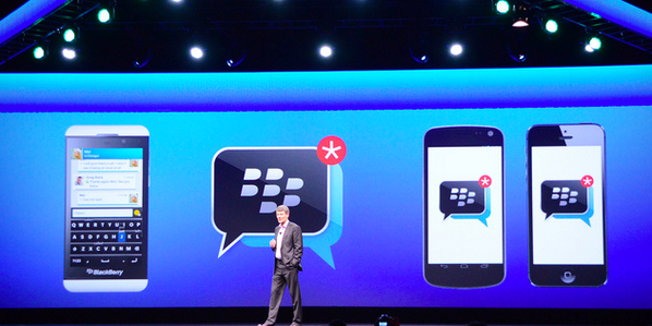 BBM on iphone and Samsung #blackberry