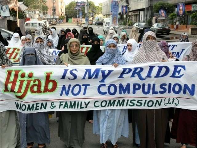 Hijab is a Choice and Pride and not Compulsion
