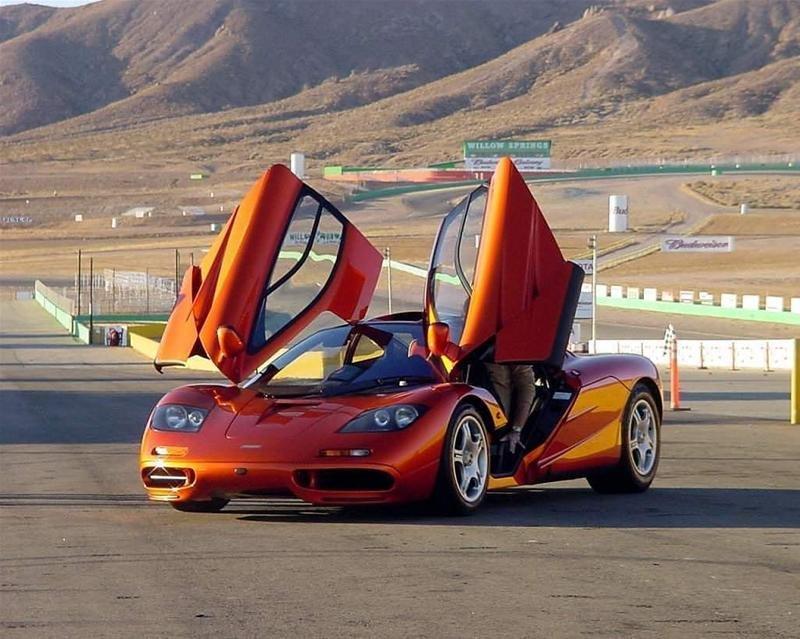 McLaren F1 Most Expensive Super Cars