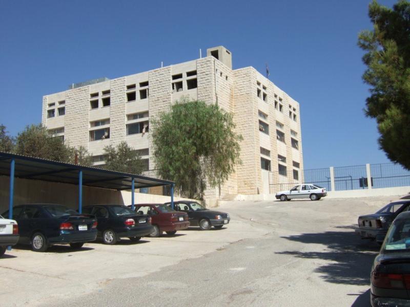 مدرسة #مادبا للذكور #الأردن