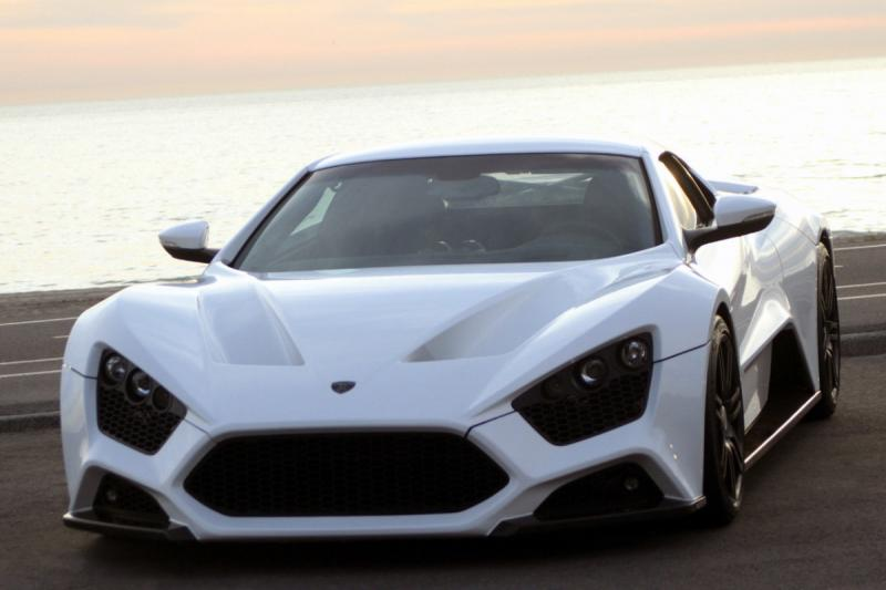 Zenvo ST1 Most Expensive Super Cars
