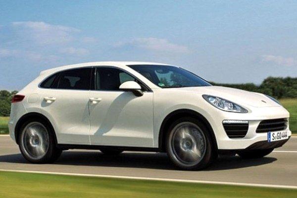 Porsche Macan 2013 Model
