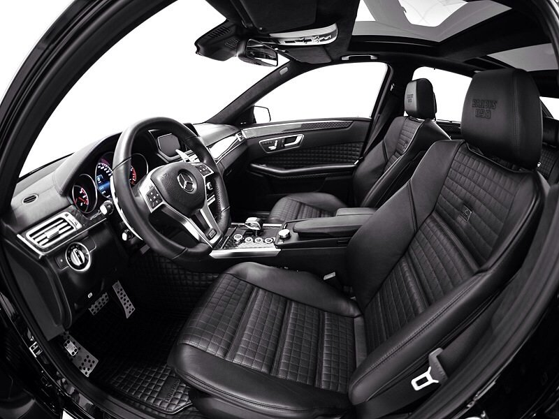Mercedes-Benz Brabus E63 4Matic 850 6.0 Biturbo - interior shot
