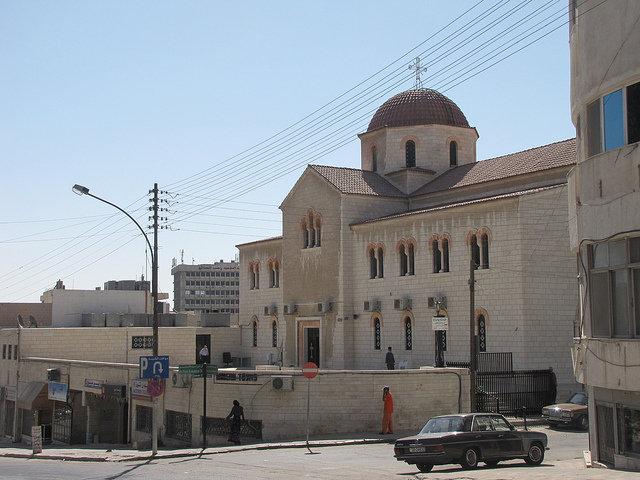 Greek Orthodox Church of #Amman