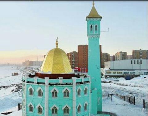 مسجد نورد كمال في نوريلسك