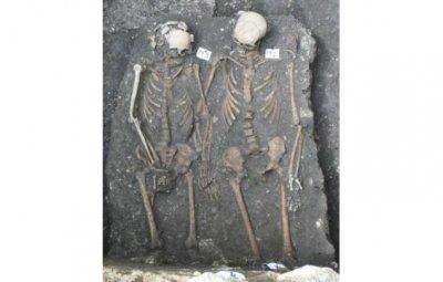 العثور على جثتي روميو وجولييت