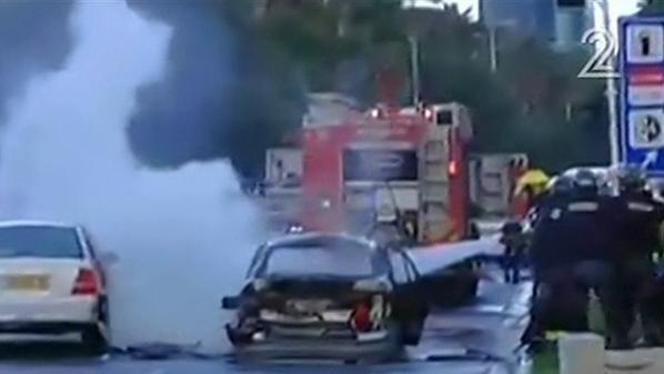 إصابة 7 أشخاص بتفجير في #تل_أبيب #إسرائيل