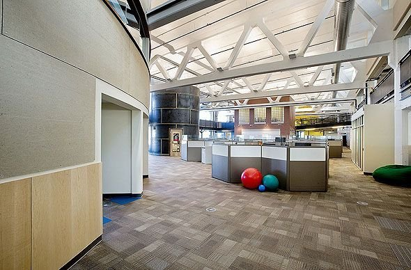 Great Tech Companies Offices #Google