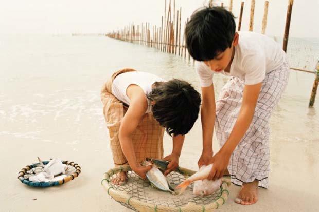 صيد السمك في #أبوظبي