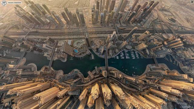 #Dubai as you have never seen it before