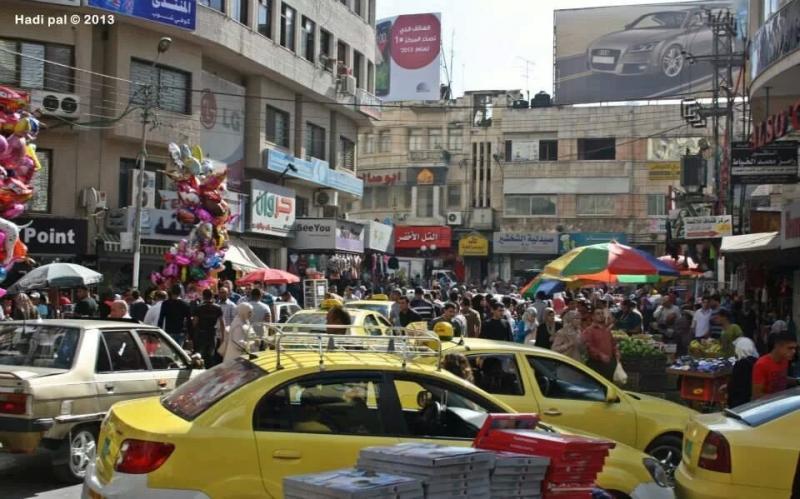 حال الشوارع في العيد