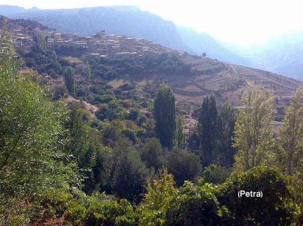 الطبيعة في #الطفيلة #الأردن