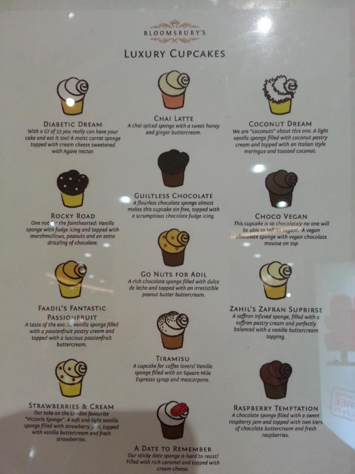 Luxury Cupcakes - كعك مترف