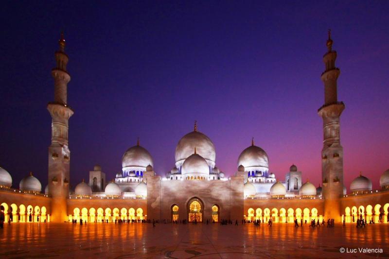 مسجد #الشيخ_زايد #أبوظبي -2