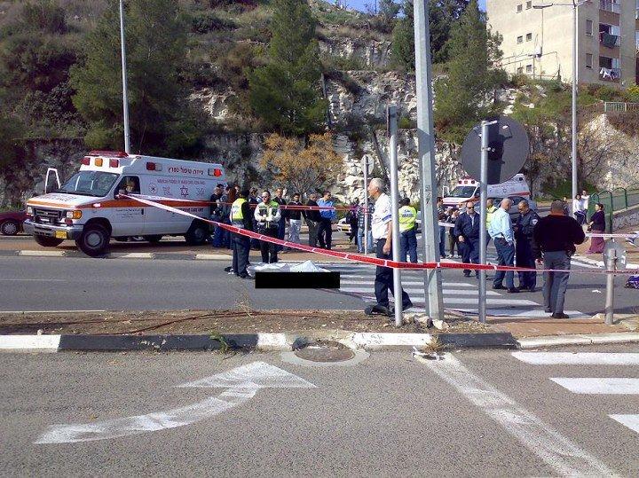 موقع تفجير #تل_أبيب #إسرائيل