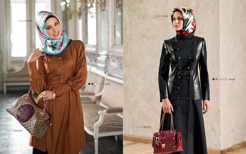 ملابس #محجبات #حجاب : موديلات #فساتين طويلة روعة #بنات - صورة 5