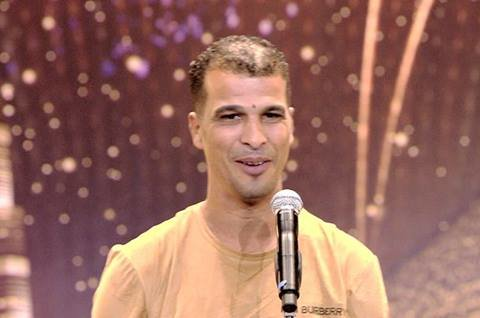 ﺑﻌﺪ 21 ﺳﻨﺔ # ﻋﺎﺷﻖ # ﻧﺠﻮى _ ﻛﺮم ﻳﻌﺘﺮف ﺑﺤﺒﻪ#ArabsGotTalent