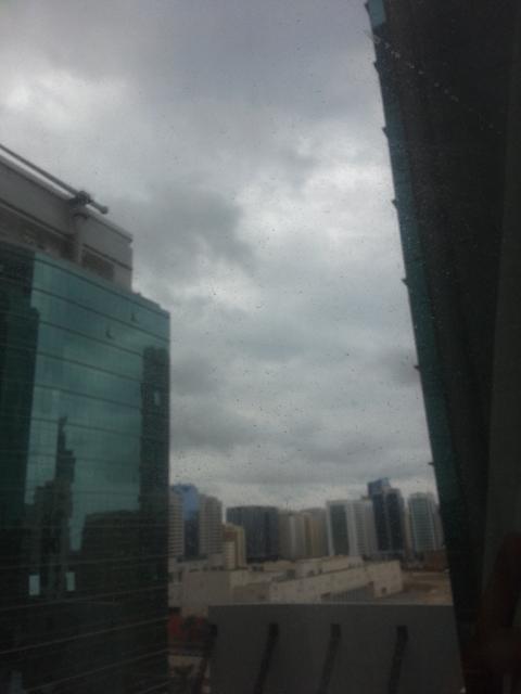 #صباح_الخير من أبوظبي والشتاء
